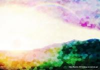 「ステンドグラスな風景」01