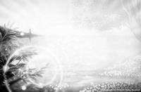 「モノクロの世界」03「灯台のある風景」