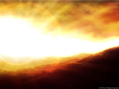 「山の風景」01