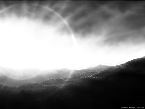 「山の風景」02