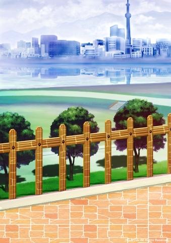 「街の風景」01「運動公園」01