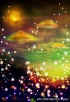 「FANTASY WORLD」04「謎の飛行物体」