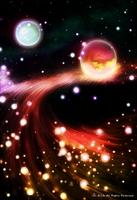 ★「FANTASY WORLD」05「星の輝き・赤い閃光」